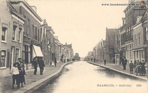 1226 - Maassluis, Zuidvliet - N883
