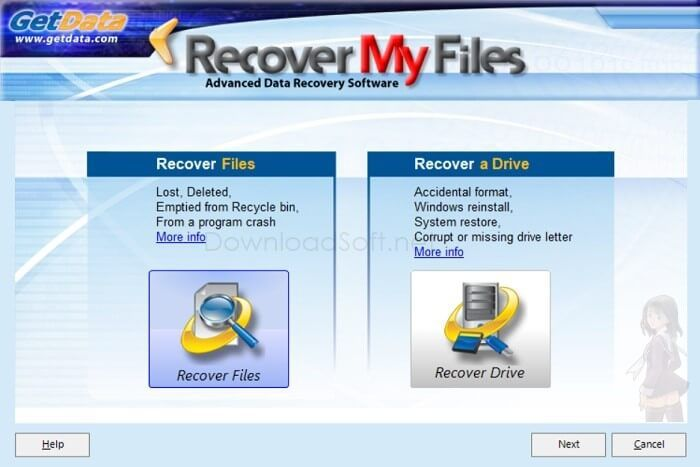 get data recovery software free download with crack