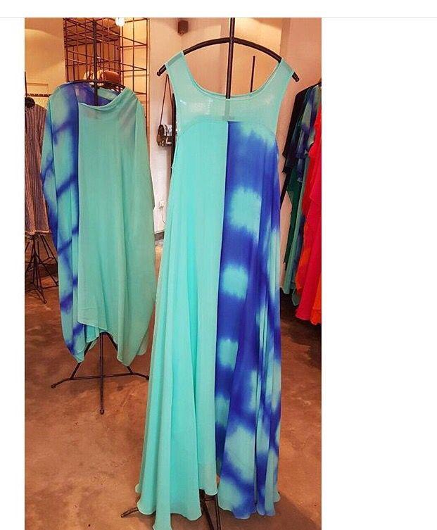 Stephany# casual day look # tye dye # Indian fashion
