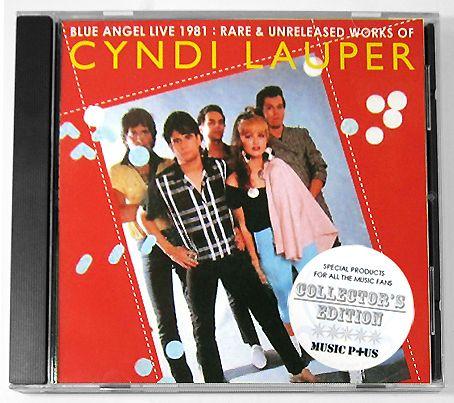 description シンディ・ローパー/BLUE ANGEL CYNDI LAUPER 1981 LIVE 詳細 シンディが1983年にソロ・デビューする数年前、1980年から約2年ほどの短い期間、バンド「ブルー・エンジェル」のリード・ボーカルとして活動していた頃のライブ音源を収録しています。 ニューヨークのラジオ局でオンエアされたブルー・エンジェル1981年のライブをアンコール2曲も含め全て収録しています。 デビュー・シングル「I'm Gonna Be Strong」から4枚目のシングル「Fade」