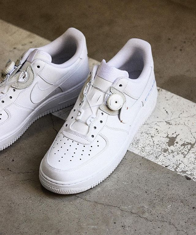989a73374d2 yuthanan__'s custom Air Force 1 Freelock will be releasing via ...