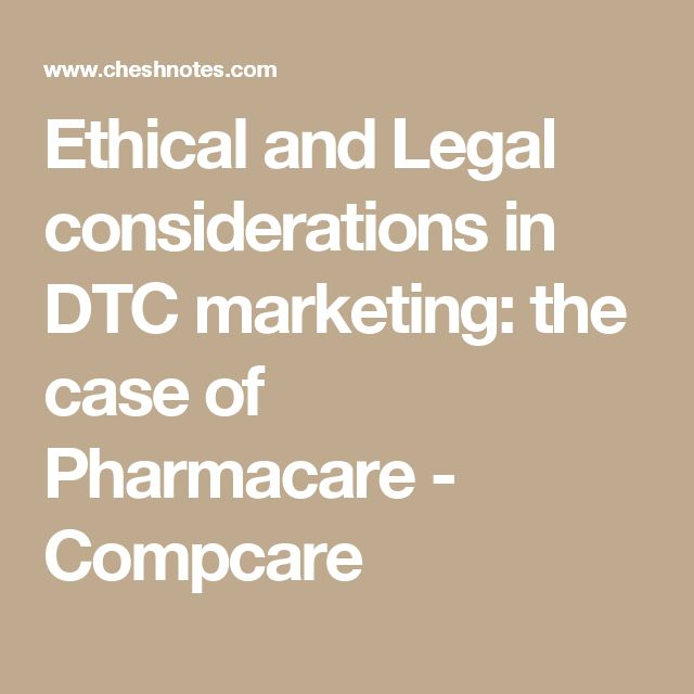 ethics and pharmacare Free essay: three ethical issues relating to marketing and advertising are truth in adverting and marketing, advertising and marketing harmful products and.