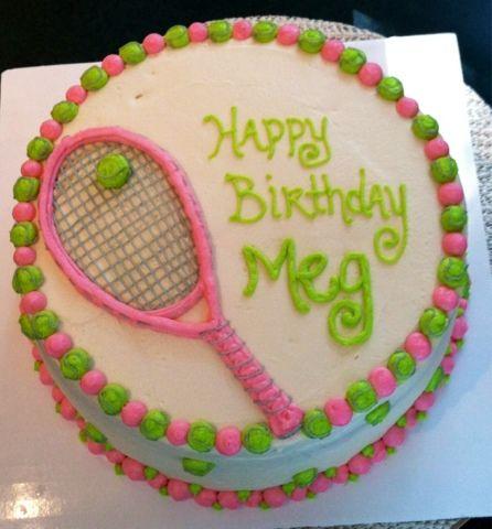 Best  Tennis Cake Ideas On Pinterest Tennis Cupcakes Tennis - Cake decorating birthday