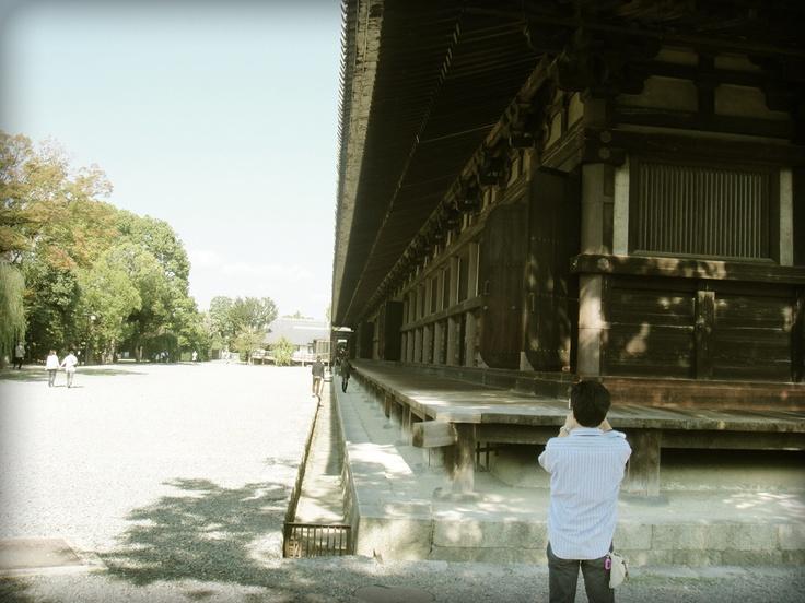 33ken-dou Temple  121m