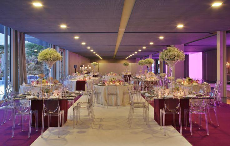 Dinning room - Les Herbes / Sala de Jantar para Casamentos em Cascais, Portugal.  #Weddings #Casamentos #Cascais #Lisboa #Portugal