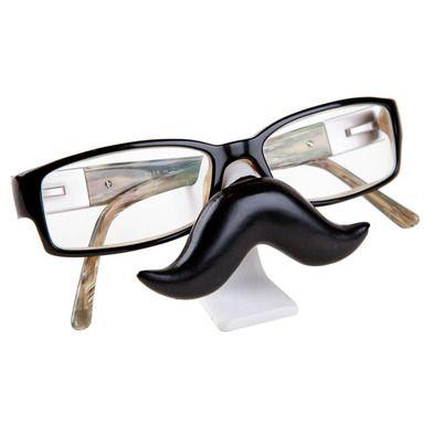 Sujeta gafas bigote. Balvi