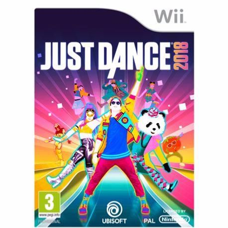 juego wii just dance 2018