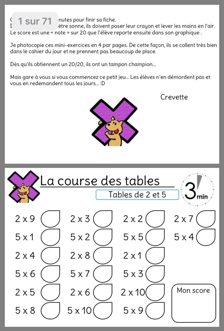 70 tests! en 2020 | Maths ce2, Calcul mental, Ce2