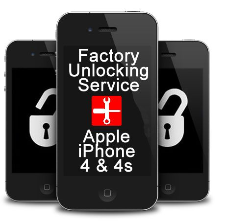 Factory Unlocked iPhone 4s - Unlock iPhone 4 - Unlocking iPhones