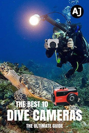 Want to take the best pictures underwater? Check out the best 10 models for 2016 and snap those diving memories better than ever.