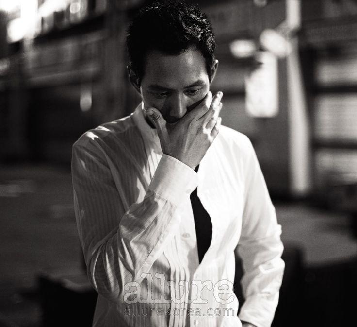 Allure, 2008.08, Lee Jung Jae