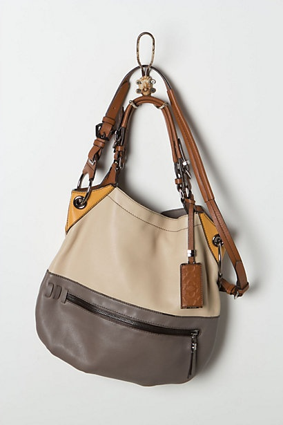 Split-Shade Purse #anthropologie