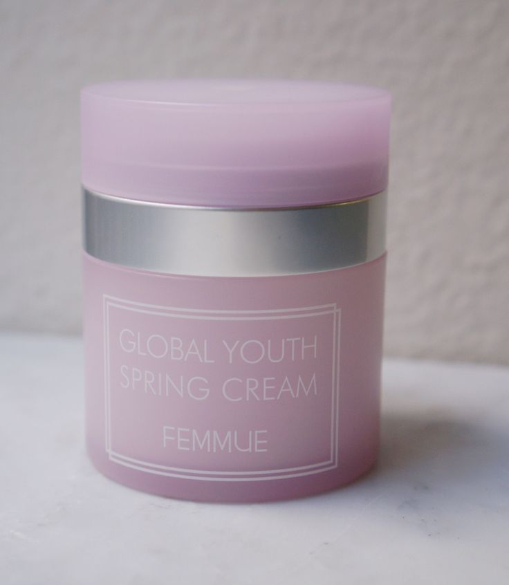 FEMMUE Global Youth Spring Cream