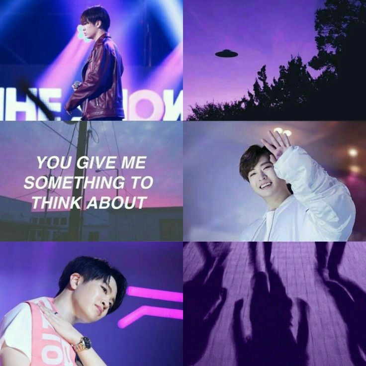 Youngjae - Got7. Moodboard