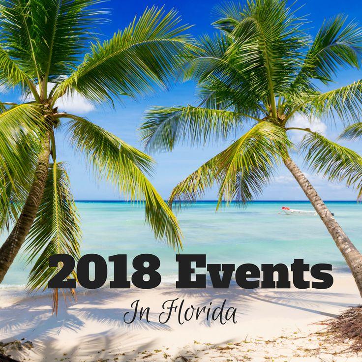 2018 Florida Events ~ Betsi's World
