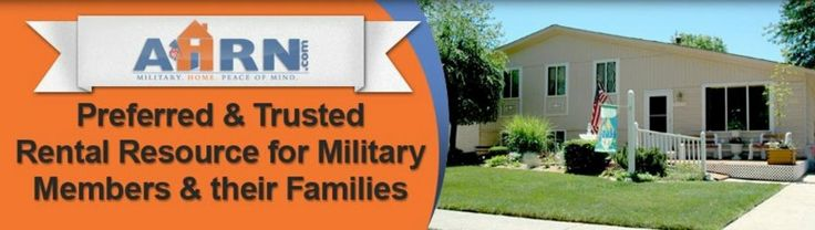 AHRN.com is a great way to find a rental home at your new duty station that falls within your BAH.