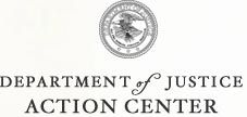 Department of Justice Seal - Department of Justice Action Center: Justice Department Finds Pennsylvania State Prison's Use of Solitary Confinement Violates Rights of Prisoners Under the Constitution and Americans with Disabilities Act