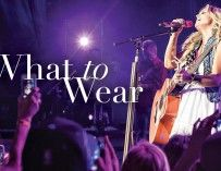I want cowboy boots! What to Wear to a Miranda Lambert Concert