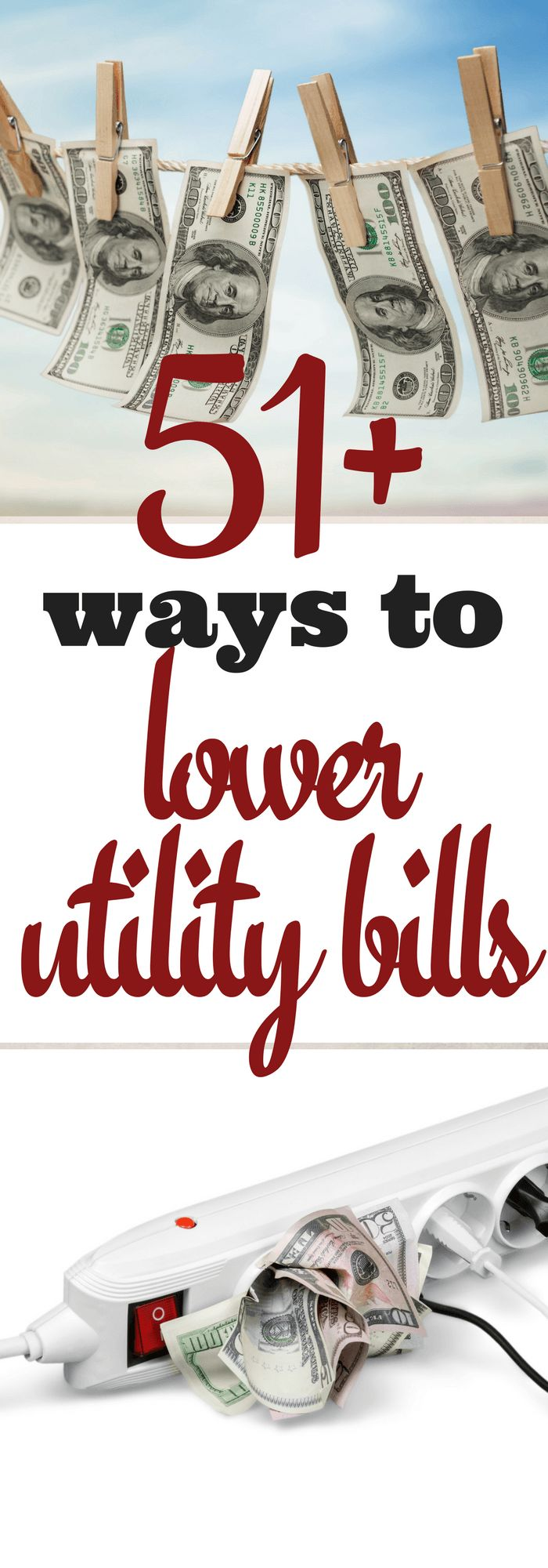 Quit spending more on utility bills than you need to