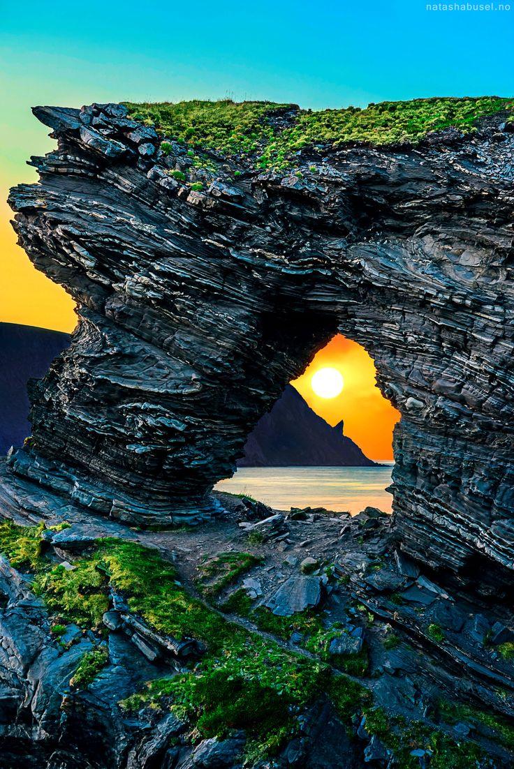 North Cape By Natasha Busel