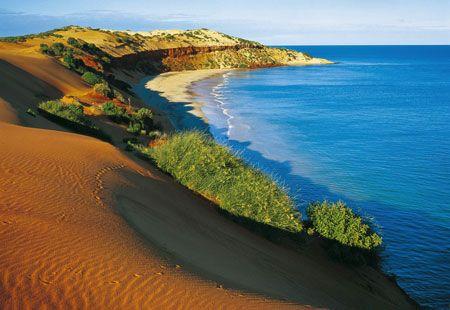 Shark Bay, Western Australia. Sublime.