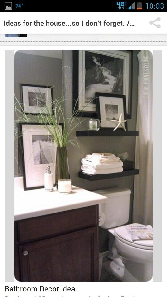 Floating Shelves In Bathroom Love Bathroom Ideas