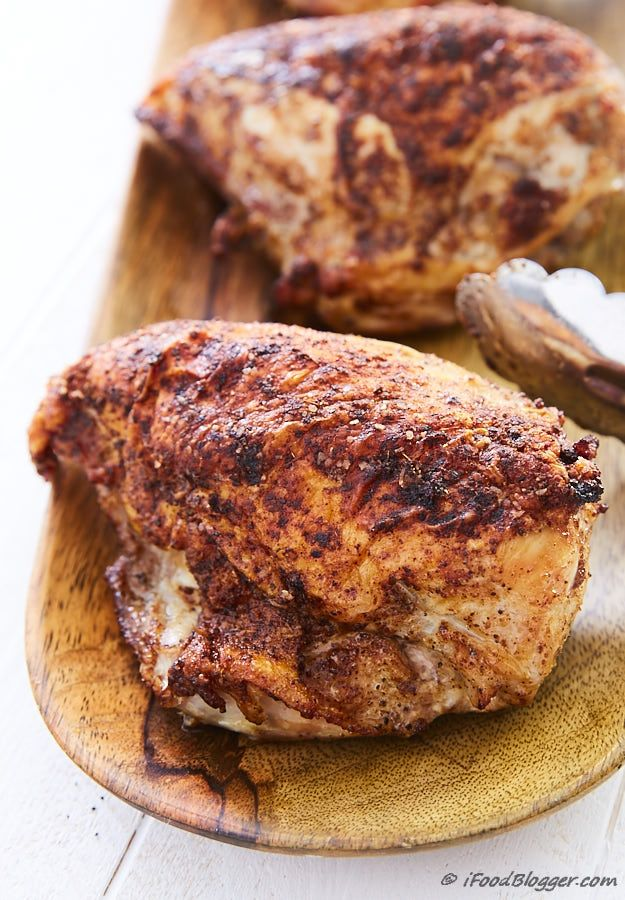 how to cook 7 chicken breast in oven