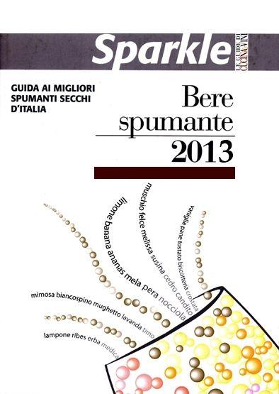 SPARKLE-BERE SPUMANTE. Cover 2013