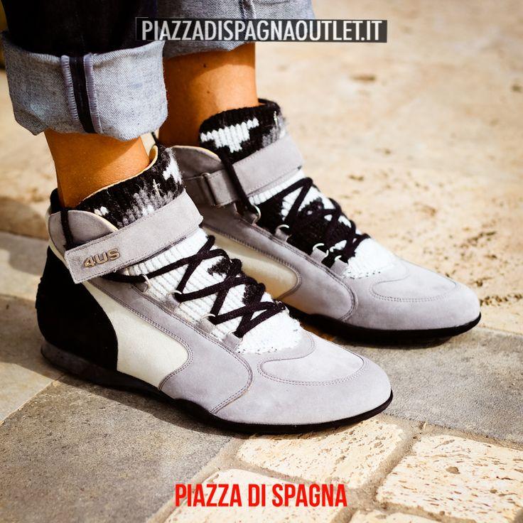 Originalissime, calde, ma eleganti le #scarpe #Paciotti per #uomo