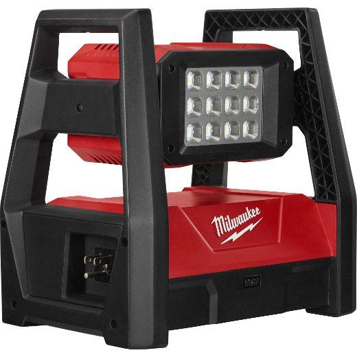 TRUEVIEW™ M18™ TRUEVIEW LED HP Flood Light | Milwaukee Tool