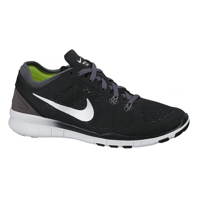 Nike Free 5.0 TR Fit 5 Black Women's Training Shoe — Stirling Sports