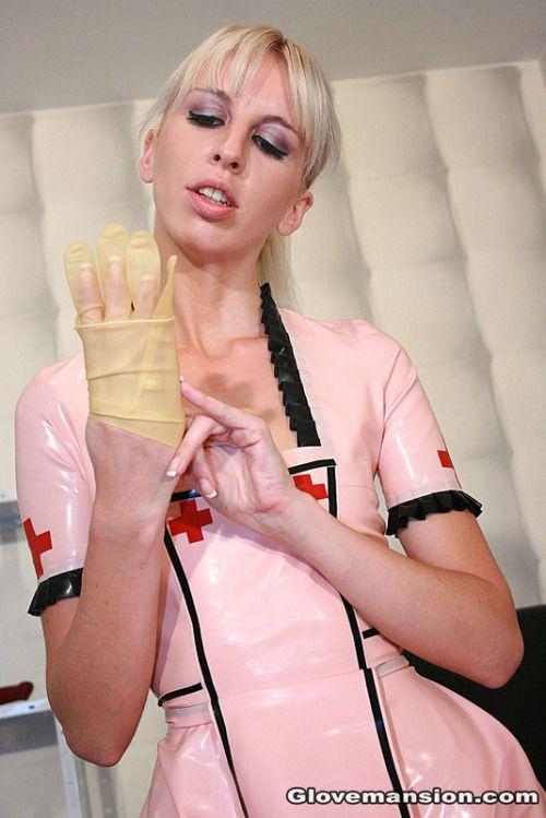 Nurse Gloves Handjob 56