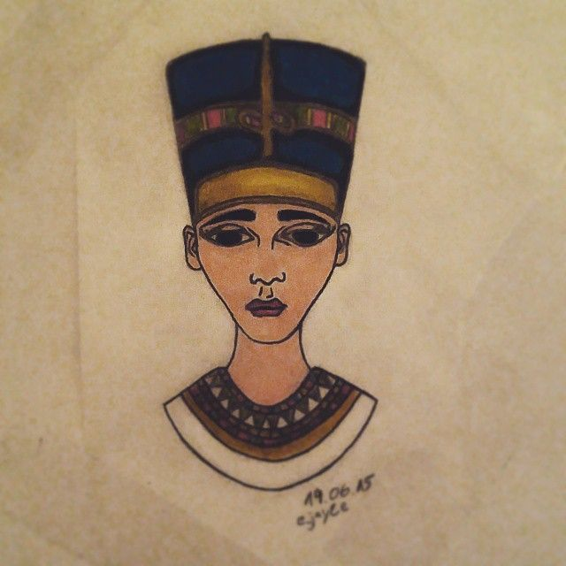 33 best Cleopatra Egyptian Queen Tattoos For Women images ...