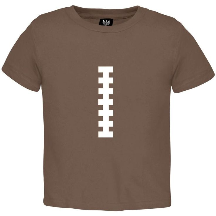 Halloween Football Costume Toddler T-Shirt