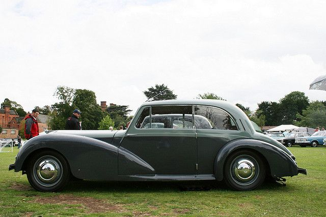 1949 Ac 2 Litre Saloon Flickr Photo Sharing