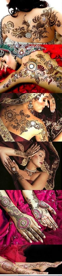 At 26, Pavan holds the Guinness World Record for the fastest henna artist, completing 314 armbands in just an hour! Each design had to be unique!