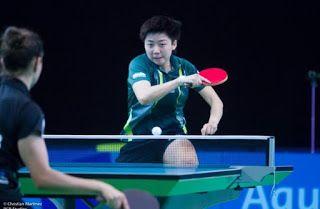 Blog Esportivo do Suíço:  Brasileira Lin Gui é campeã do evento-teste de tênis de mesa no Rio