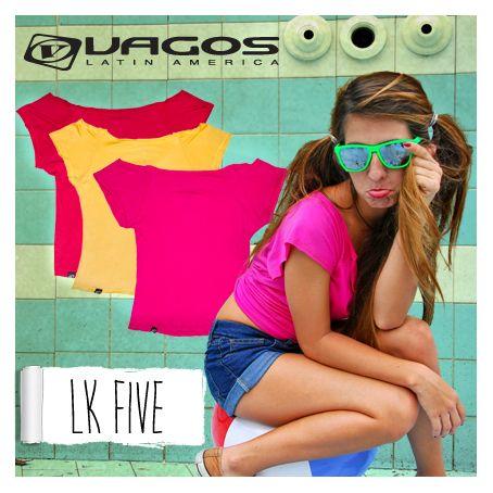Nuevo modelo T-Shirt LK Five