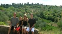 Hills of Florence Walking Tour with Tuscan Lunch, Florence, Walking Tours