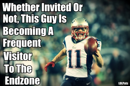 Hell yes he is! -- better be off the injury list too