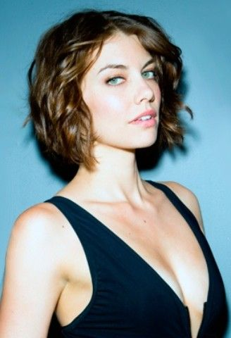Lauren Cohan woman crush...this hair..also AKA Maggie from walking dead