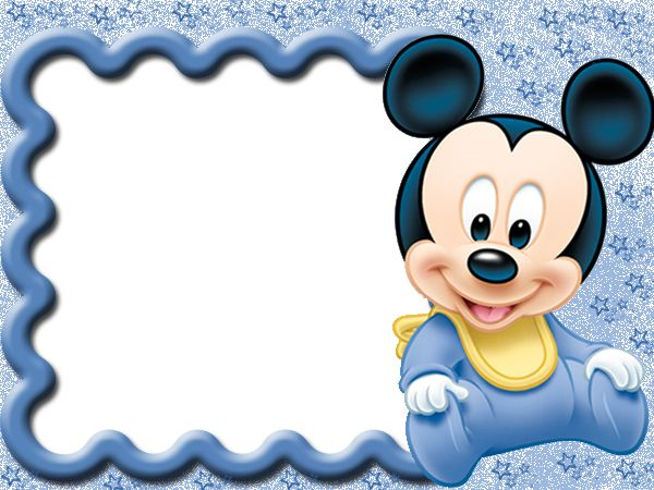 disney baby baby shower decorations | CHIARA - Molduras Digitais: Molduras Baby Disney