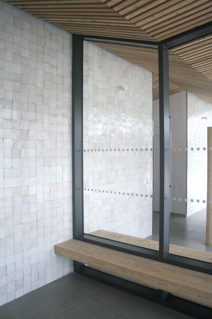 Zellige Hall Immeuble Canopée - Eco-quartier Ginko  Bordeaux Lac Réalisation…