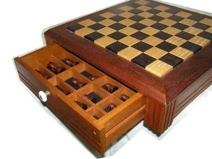 Beautiful Chess Board