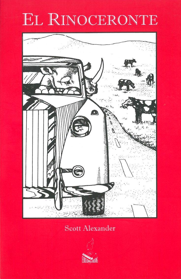 El rinoceronte - Libro