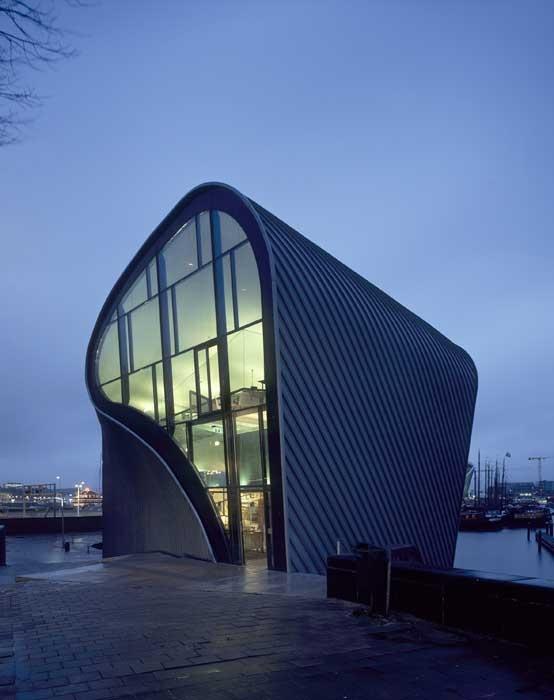 ARchitecture Centre Amsterdam |(ARCAM) | Amsterdam, the Netherlands | René van Zuuk Architekten