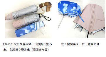 ショック!折りたたみ傘が壊れた…自分で修理する方法をご紹介の画像