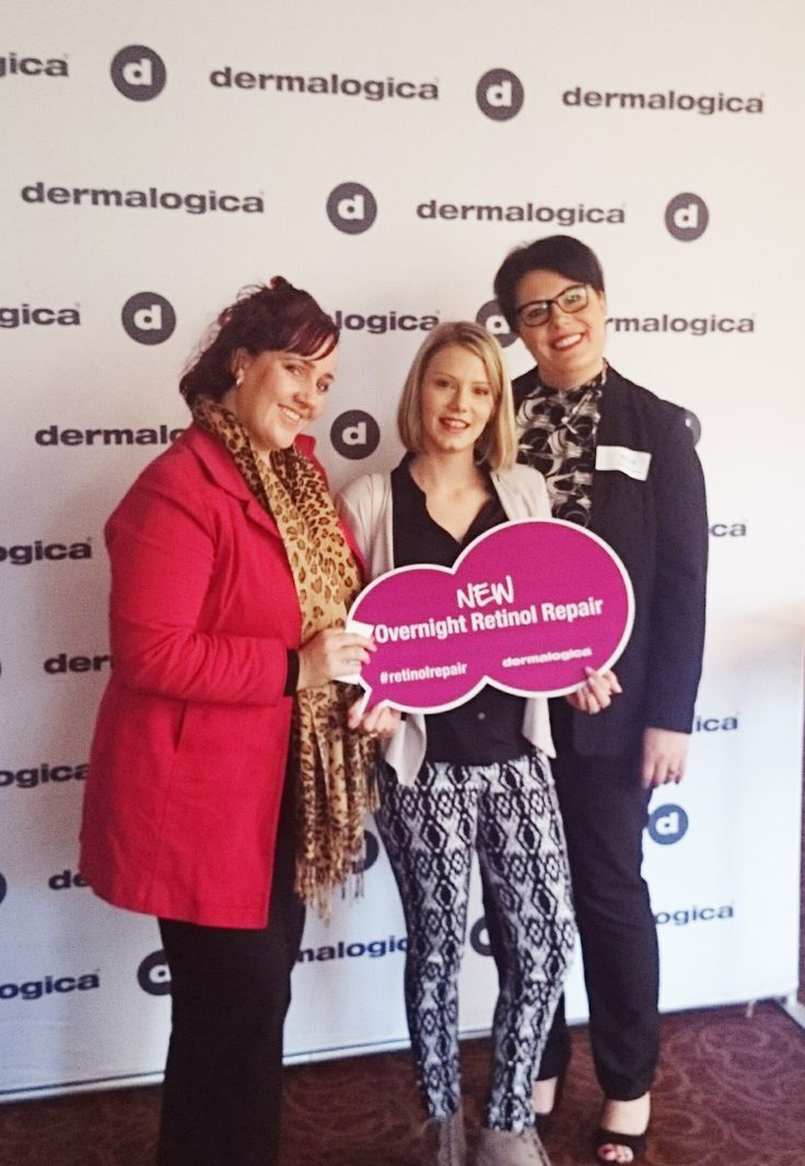 Dermalogica platinum partners breakfast and Overnight retinol repair launch Brisbane :)