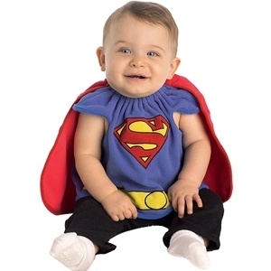 Future baby costume for my little man :)