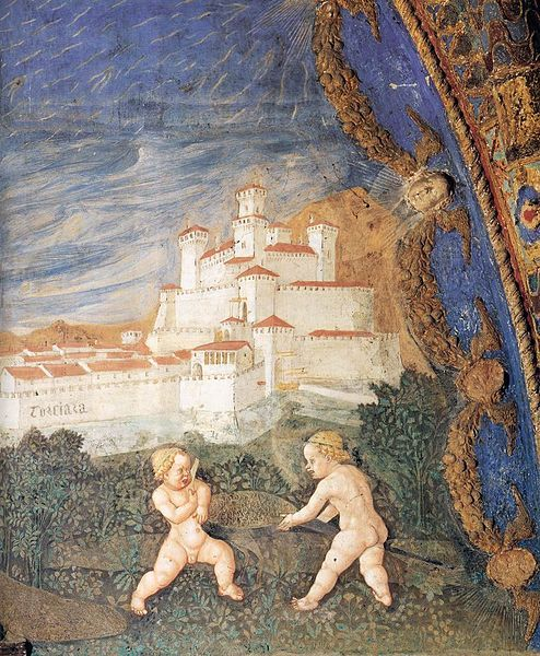 File:Benedetto Bembo - Pier Maria and Bianca Struck by the Arrows of Amor (detail) - WGA01854.jpg - Wikimedia Commons